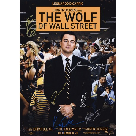 THE WOLF OF WALL STREET – 2h59m